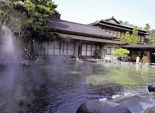 出雲の玉造温泉